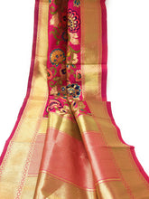 Load image into Gallery viewer, banarasi dupatta dress material online