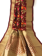 Load image into Gallery viewer, Multicolour Designer Dupatta Online