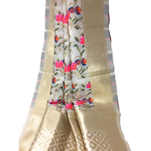 Load image into Gallery viewer, Multicolor Banarasi Dupatta