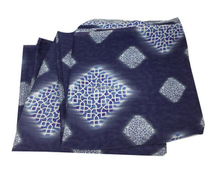 Blue colour fabric online
