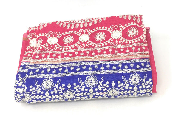 chanderi cotton silk fabric