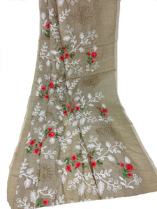 embroidered fabric for dresses