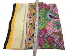 Load image into Gallery viewer, Embroidery Work Dupatta - Kantha on Madhubani