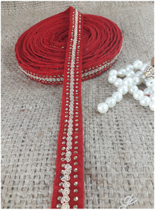 latest saree laces