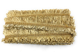 gold tassel trim