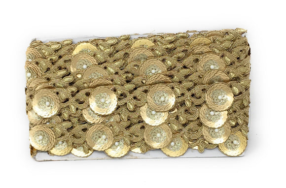 diamante trim haberdashery