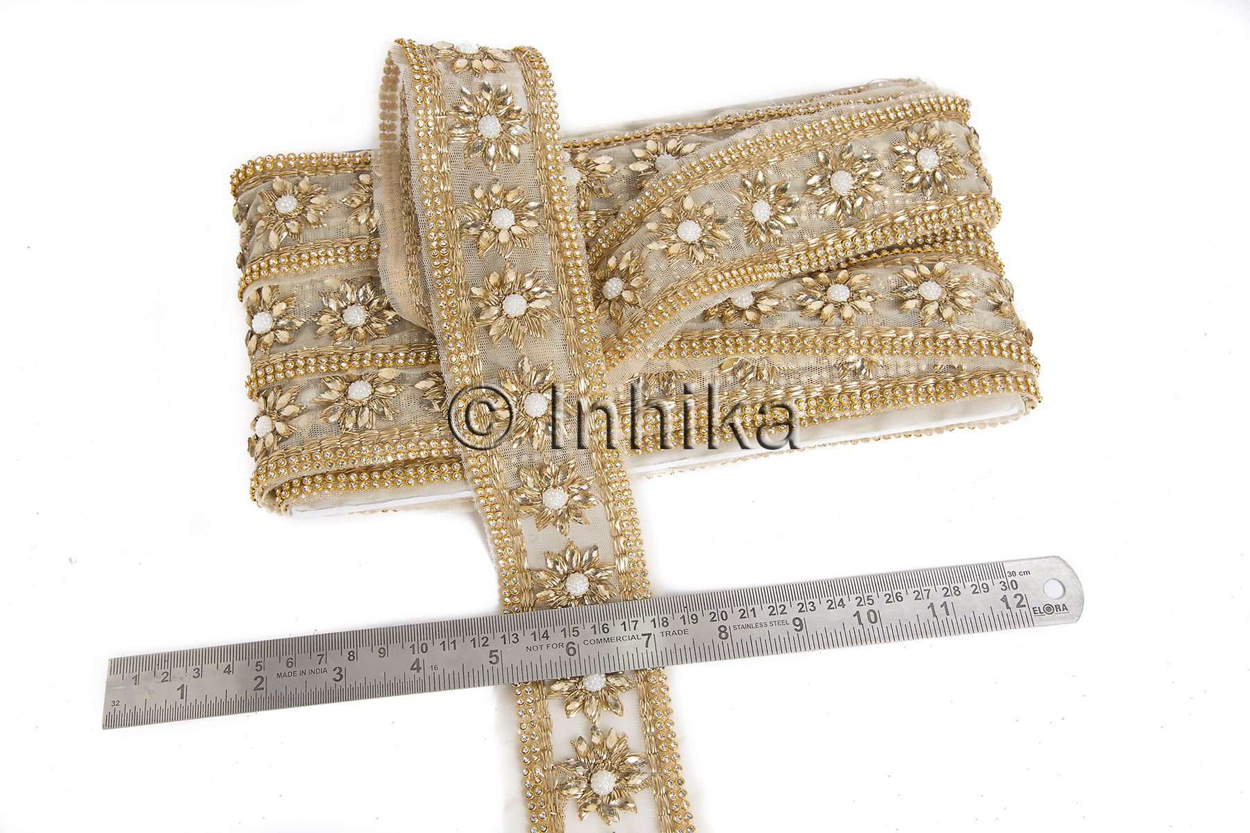 Beaded Embroidered Trims