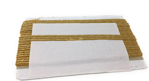 gold applique trim uk