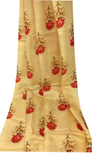 Mustard Yellow colour fabric online