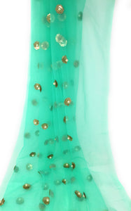 Sea Green colour fabric online