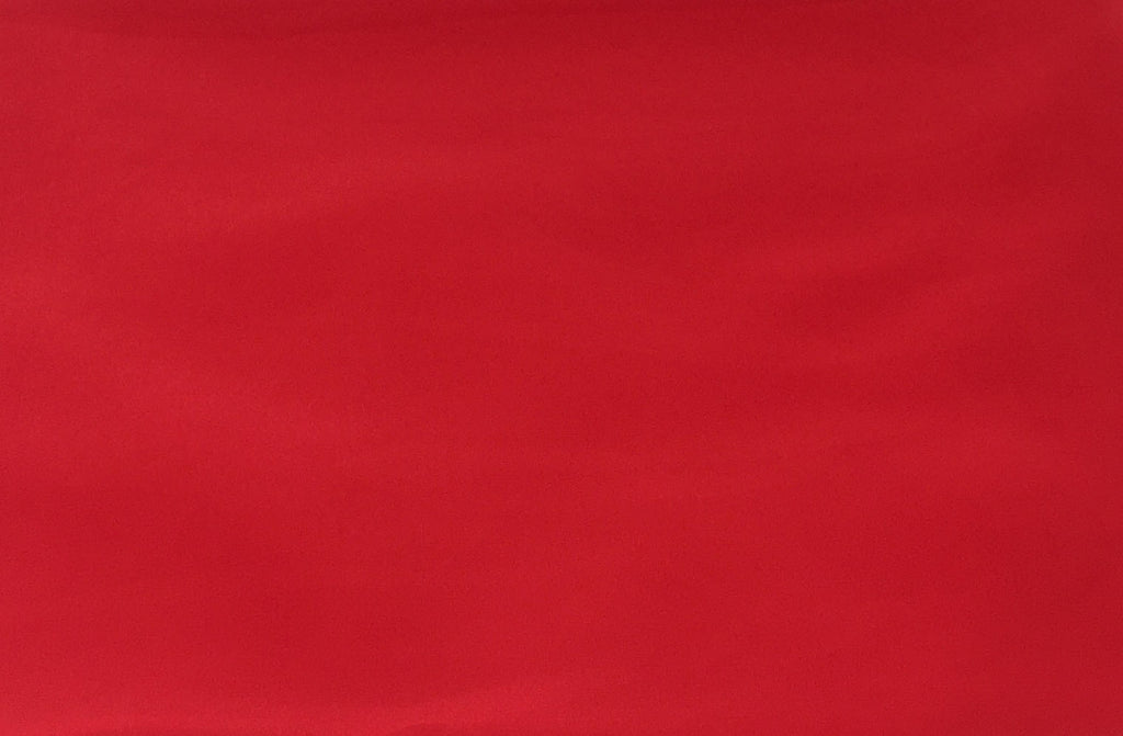 Red Pink Viscose Georgette Solid Fabric