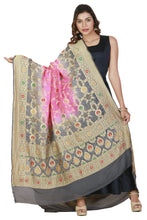 Load image into Gallery viewer, banarasi bandhani dupatta