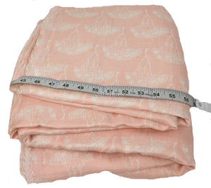 Peach colour fabric online