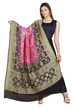 Load image into Gallery viewer, pure silk bandhani dupatta