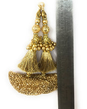 Load image into Gallery viewer, Blouse Hanging in Gold  - Set of 2
