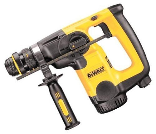 DEWALT D25304K 1-Inch L-Shape SDS Rotary Hammer with Quick Change Chuck