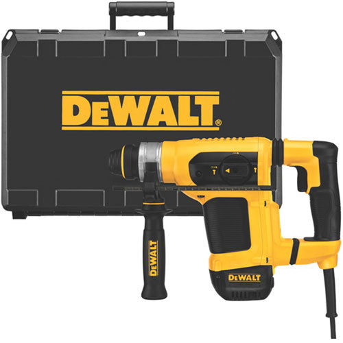 DeWalt D25413K 1‑1/8 inch SDS Combination Hammer