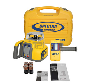 TRIMBLE SPECTRA PRECISION LL300 SELF-LEVELING ROTARY LASER LEVEL