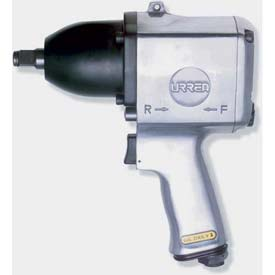 Urrea Heavy Duty Pin Clutch Pistol Grip Impact Wrench UP734H, 1/2 Drive, 7000 RPM, 420 Ft-Lb Torque