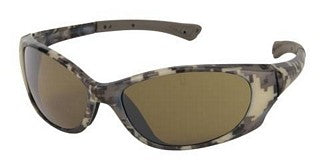 MCR SAFETY DL410 - WOUNDED WARRIOR PROJECT SAFETY GLASSES - CLEAR
