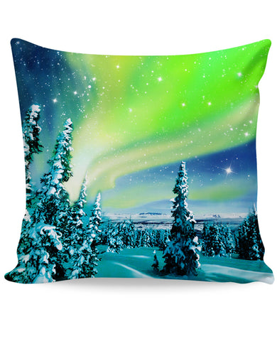 Arctic Nights Couch Pillow