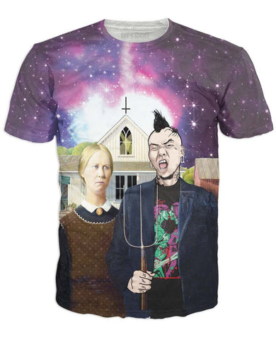 American Gothic T-Shirt