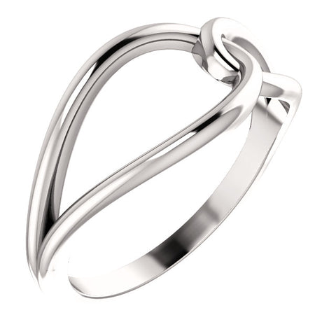 Interlocking Circle Ring