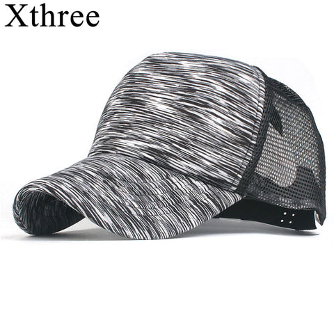 Xthree cheap Baseball Caps Men Summer Hat Cap  Casquette Hat for Women Gorras snapback Hat
