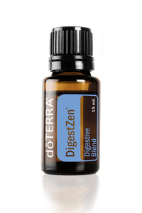DigestZen Essential Oil Blend | Doterra | Essential Homestead