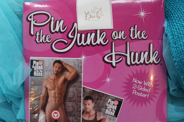 Pin the Junk on the Hunk