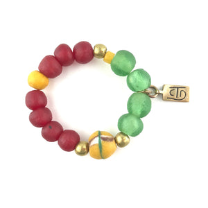 "Item #500-99 ""For the Heart Bracelet"""