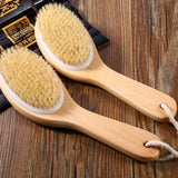1PC Handle Bath Brush