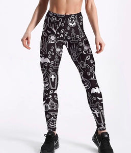 Witchy Witchy Leggings