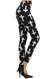 Dark Prayer Leggings