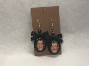 Bad Daddy American Psycho Earrings