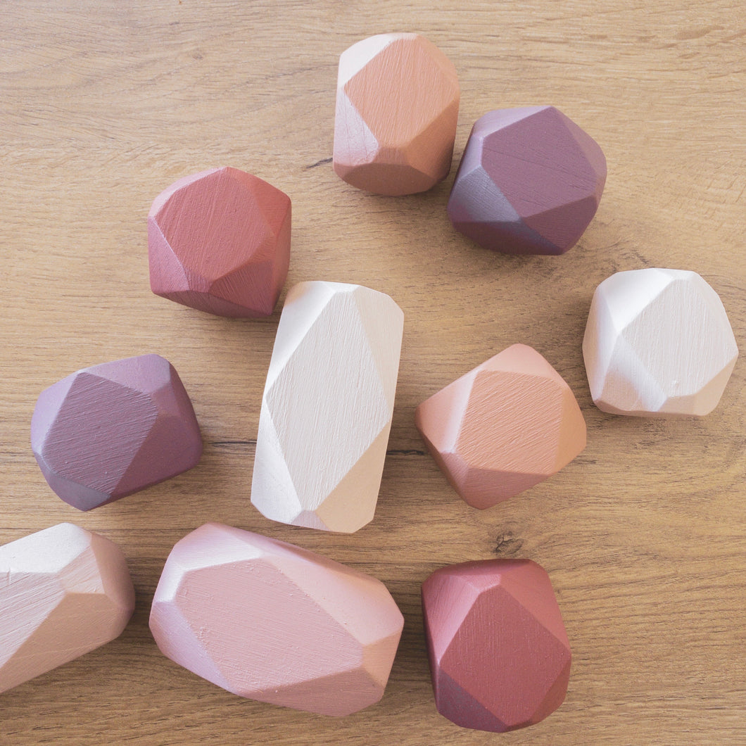 Berry Gem stacking blocks