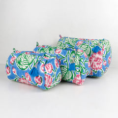 Bay Laurel Cosmetic Bag