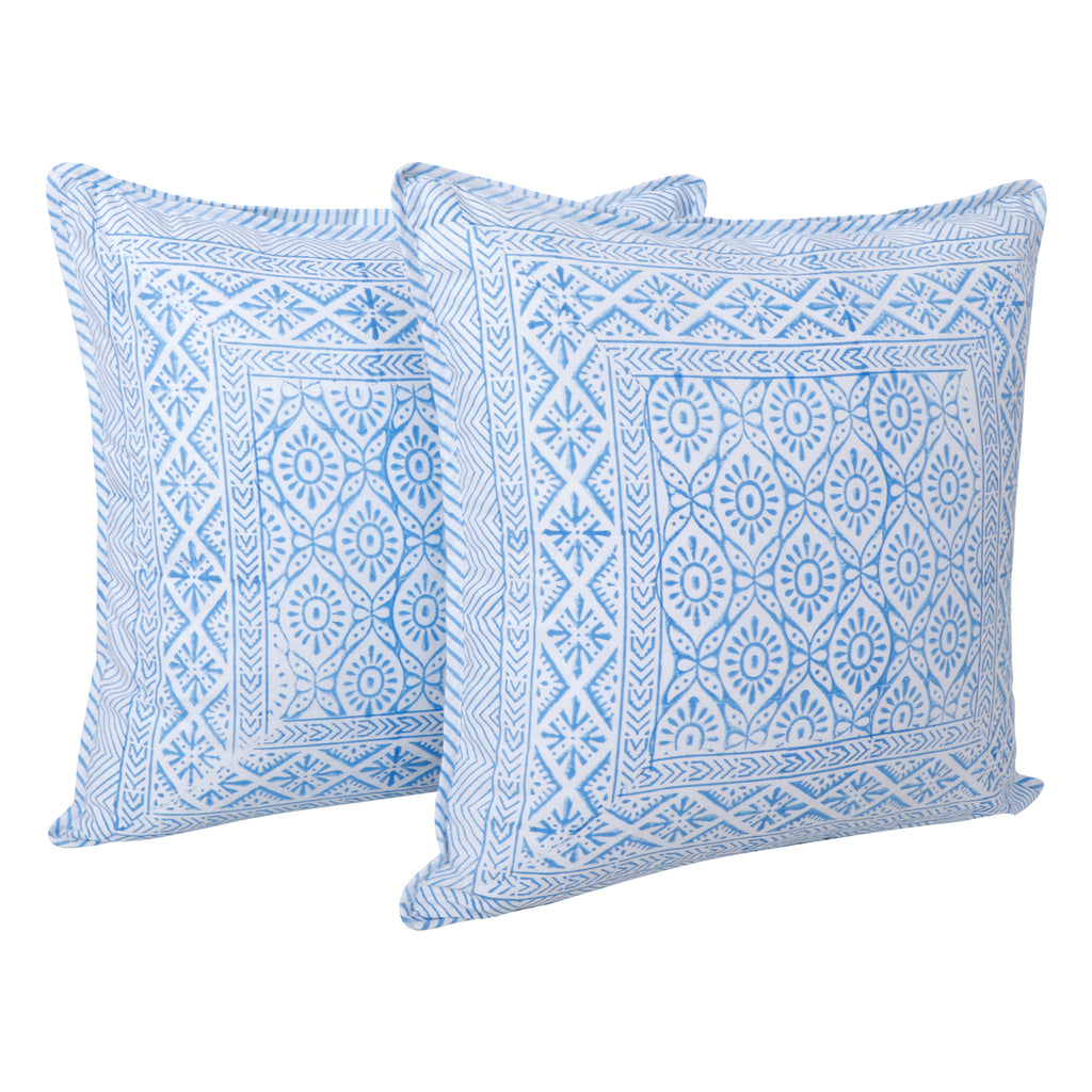 Blueleaf Pillow Cover (Set of 2)