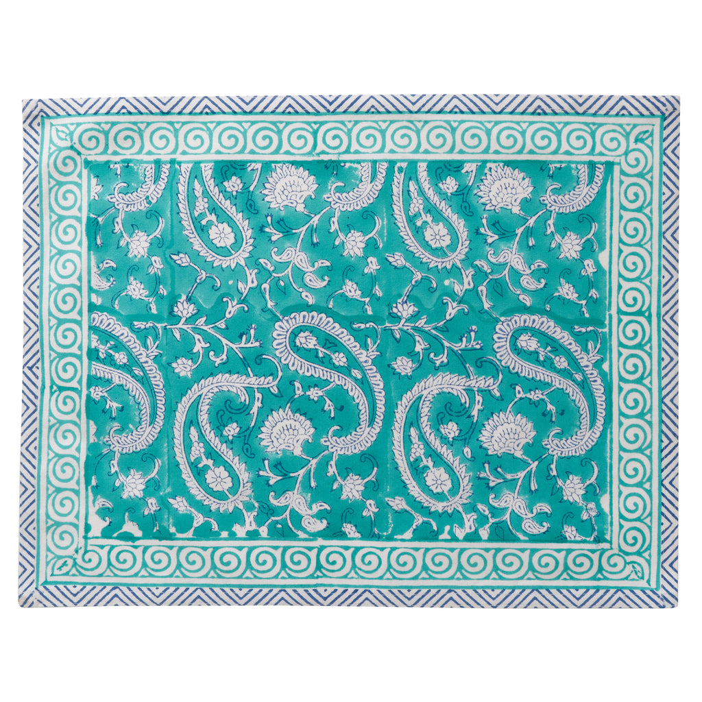 Salvia Placemats and Napkins