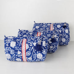 Yarrow Cosmetic Bag