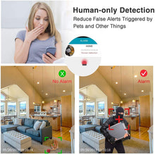 Home Security Camera Foscam R4S 4MP WiFi IP Camera Baby Monitor - Foscam