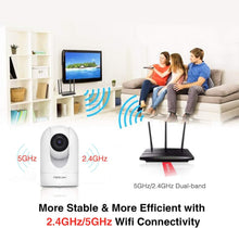 Home Security Camera Foscam R4S 4MP WiFi IP Camera Wireless Baby Monitor - Foscam