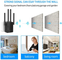 📶The Best Partner For WiFi Cameras - Home WiFi Range Extender - Foscam