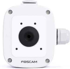 Foscam FABS2 Waterproof Junction Box for HT2 Outdoor Security Camera with Stainless Steel Construction - Foscam