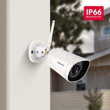 Foscam G4 Full HD 4MP 2K WiFi Outdoor Security Camera[Upgraded] - Foscam