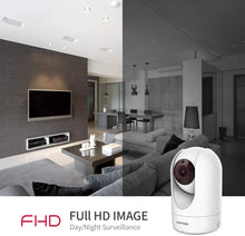 Huntvision P2 1080P WiFi Home Camera Indoor Baby Monitor - Foscam