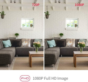 Foscam C2E Full HD 1080P Wifi Security IP Surveillance Camera with Activity Detection Alerts - Foscam