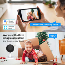Load image into Gallery viewer, Baby Monitor - Foscam X1 1080P WIFI baby monitor with AI Human Detection - Foscam