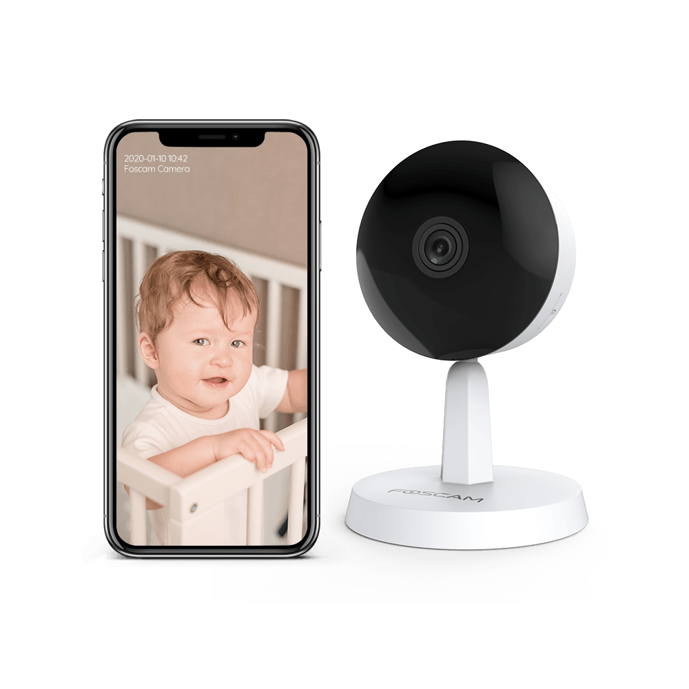 Smart Home Security: Foscam X1 1080P WIFI Smart Home Security Baby Monitor