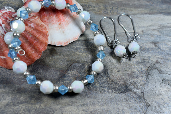 "Fun jewelry set ""Summer Vibes"" - Bujog"